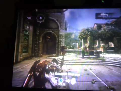Gears Of War 3 Featuring Zombi Pron video