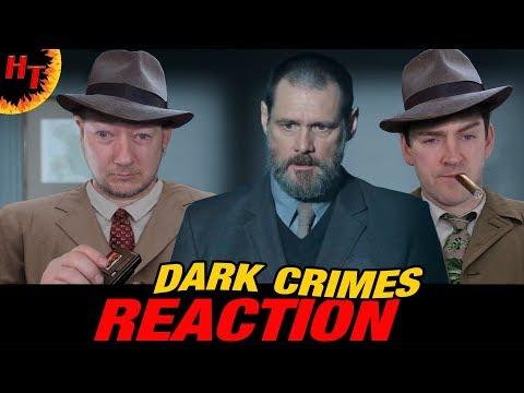 Ace Detective ! Dark Crimes Trailer Reaction Ft Jim Carrey (2018) HD