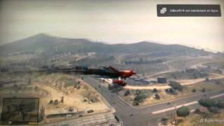 Gta 5 codes de triche + saut en parachute.