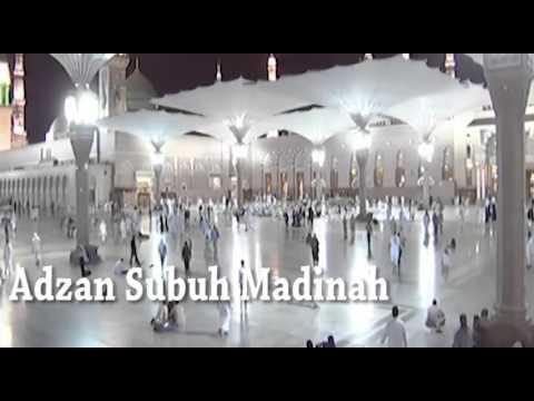 Adzan Subuh Madinah