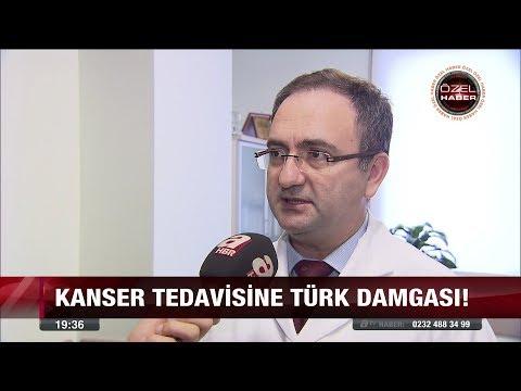 Kanser tedavisinde Türk damgası  - 23 Kasım 2017
