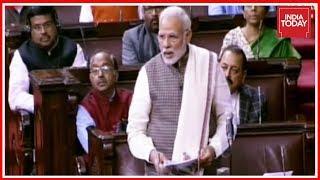 WATCH: PM Modi In Rajya Sabha | 2019 Fight Officially On