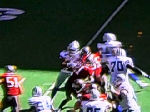 Marion Barber SWEET SPIN MOVE!!!!!! Video