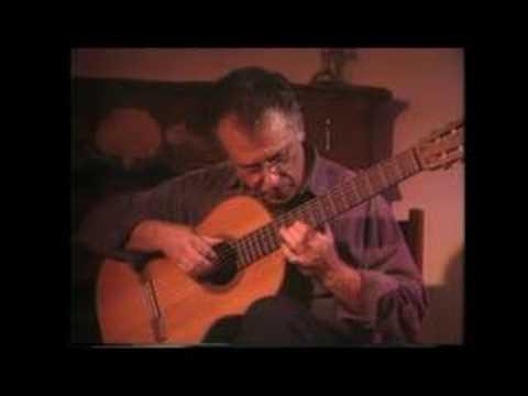 Pepe Romero playing Asturias, Leyenda, (Hauser guitar)