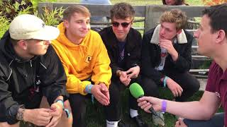 Riscas' BBC Introducing Session at Lakefest