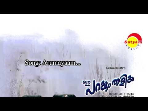 Arumaayum  -  Ee Parakkum Thalika