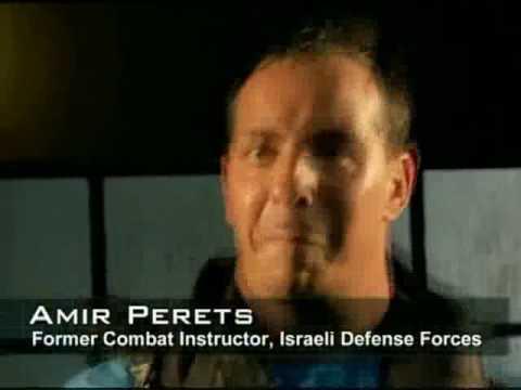 Amir Perets - Israeli Krav Maga Self Defense Expert