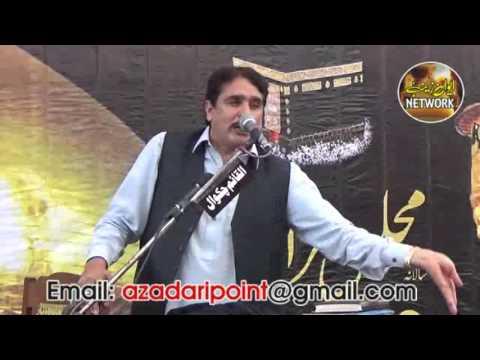 Zakir Sajjad Shah Shumari Majlis 19 March 2016 Mona Syedan Mandi Bahauddin