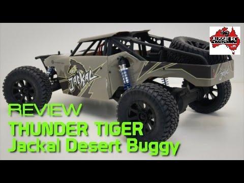 Review: Thunder Tiger Jackal Desert Buggy