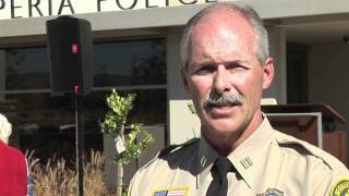 Hesperia Police Department: American Recovery and Reinvestment Act Project