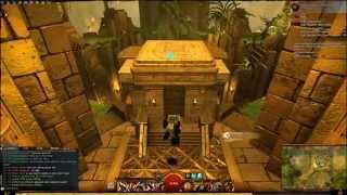 Guild Wars 2:  A Study in Gold Achievement