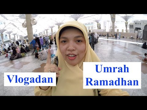Foto umrah ramadhan singapore