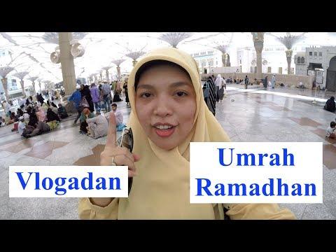 Gambar pengalaman umroh ramadhan backpacker