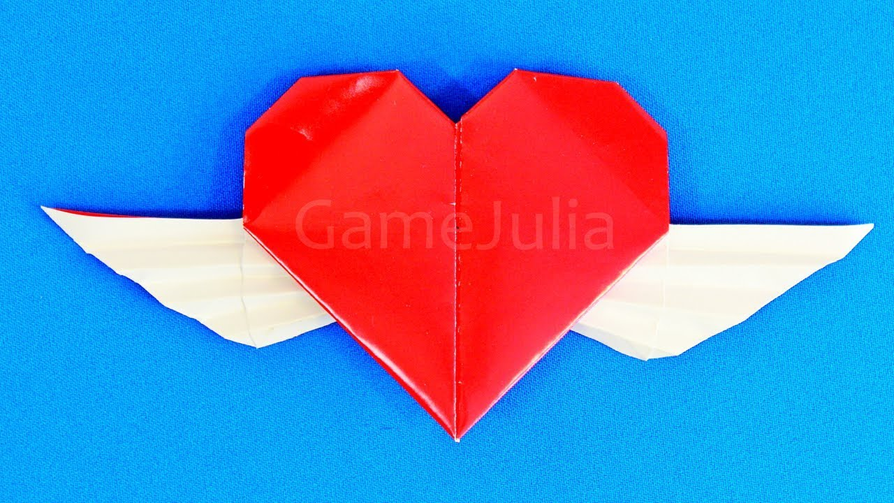 Valentines Day Origami Holiday Origami Ruth Owen