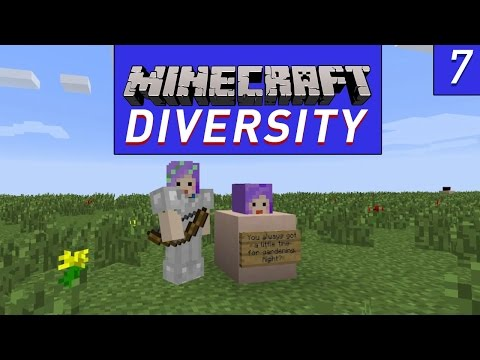 Im In The Game - Minecraft Diversity W  Stacy Ep7 video