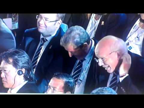 ENGLAND WORLD CUP DRAW 2014 Roy Hodgson reaction