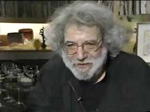 Jerry Garcia Art Interview 1994