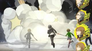 Persona 4 - Margaret Battle 3 Turn Kill