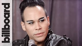 Luke Steele Of Empire Of The Sun Looking Back At 10 Years Of Performing Billboard
