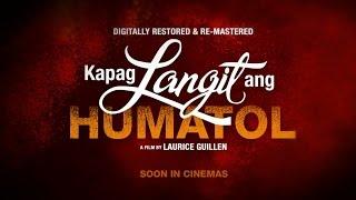 ABS-CBN Film Restoration: Kapag Langit Ang Humatol Trailer