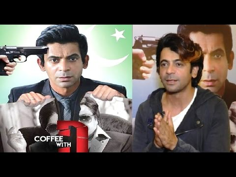 Coffee with D|Sunil Grover|Anjana Sukhani Exclusive Interview
