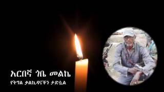 Voice of Amhara on Patriot Gobe Meleke | Ethiopia