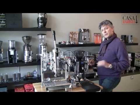 Bezzera Strega & Macap M4D Barista espresso machine