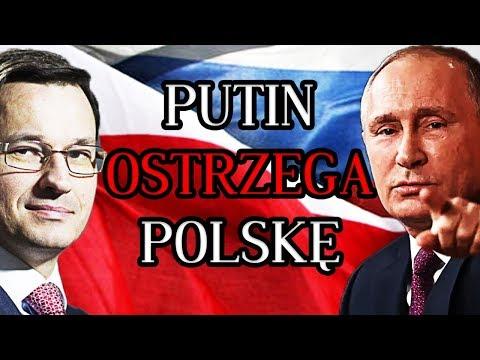 Putin GROZI Polsce! Wojna O Auxit - Austria Opuści Unię Europejską? | Wiadomości Top News #20