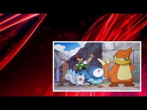 Pokemon Diamon And Pearl Episode 46,47,48,49 (Eng dub) thumbnail