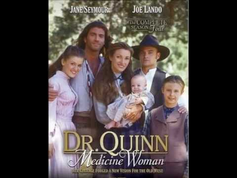 Dr. Quinn Medicine Woman CAST then and now
