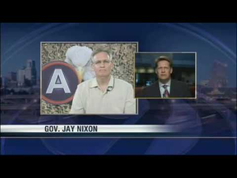 Full Interview With Gov. Jay Nixon