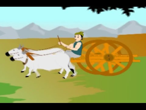 Telivyana Rytu -  Moral Stories For Kids - Animated Telugu Short Stories For Children video