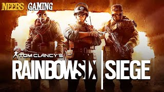 Rainbow 6 Siege: Neebs Gaming vs Neebs Gaming!