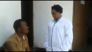 Katarina Comedian & HD --Dokta amzibua makofi mgonjwa