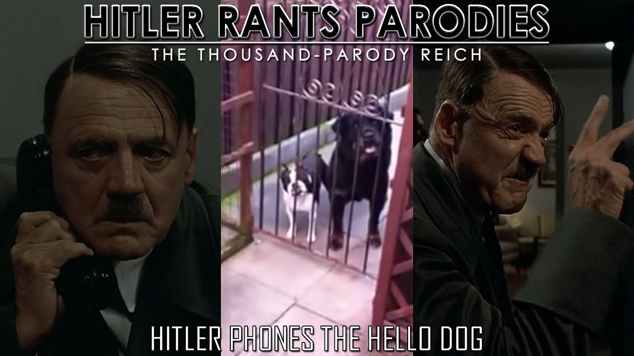 Hitler phones the Hello Dog