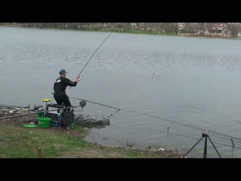рыбалка на матчевую удочку видео 2016 год