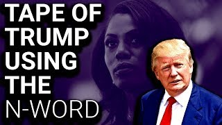 UH-OH: The Trump N-Word Tapes ARE REAL?!