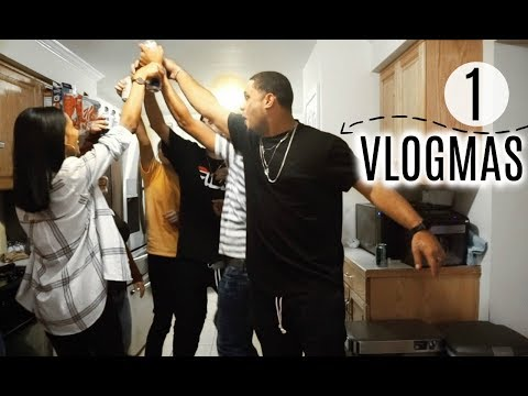 Crazy Dominican House Party | VLOGMAS DAY 1
