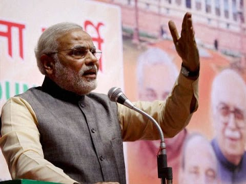 PM Modi Launches Rs 20,000 crore Mudra Bank To Fund Micro Finance Institutions