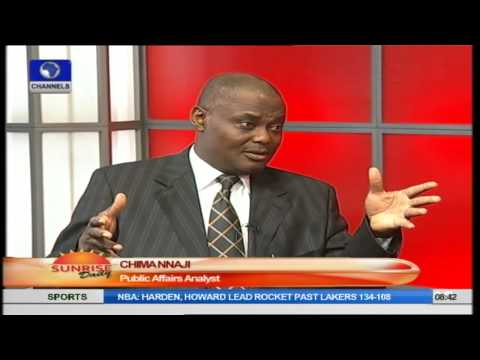 Sanusi Suspension: Nothing Wrong In Nomination Of New CBN Governor - Nnaji Pt.1