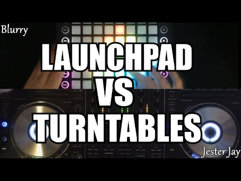 LAUNCHPAD vs TURNTABLES : MARSHMELLO - RITUAL