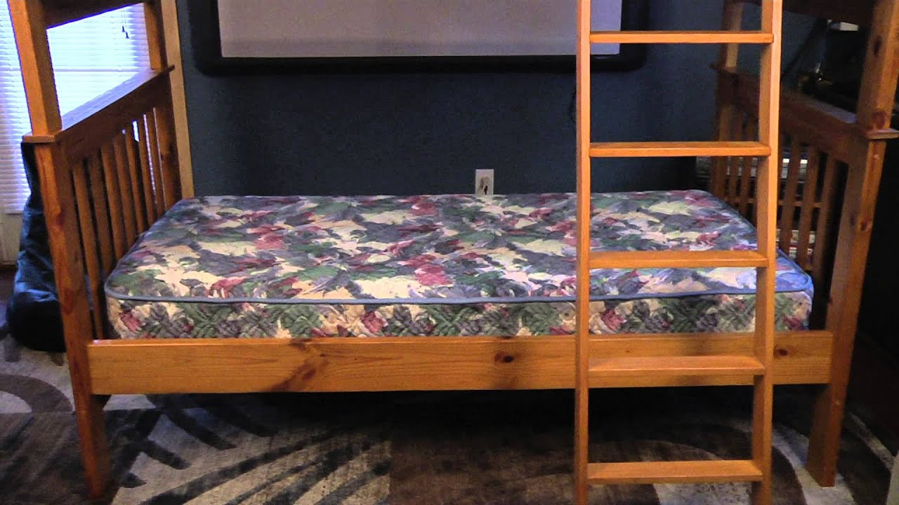Bunk beds for sale on craigslist sold youtube for Beds for sale