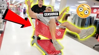 EXTREME PUBLIC TRUTH OR DARE **KICKED OUT STORE**