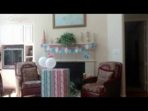 LIVE STREAM GENDER REVEAL!!! (This was Live but is now OVER - Here it is in Repeat)