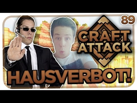 Hausverbot! :( - Craft Attack S2 #89 [minecraft] [hd] video