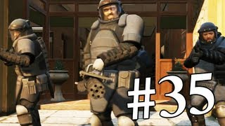 Grand Theft Auto V | Ep.35 | Ограбление в Палето