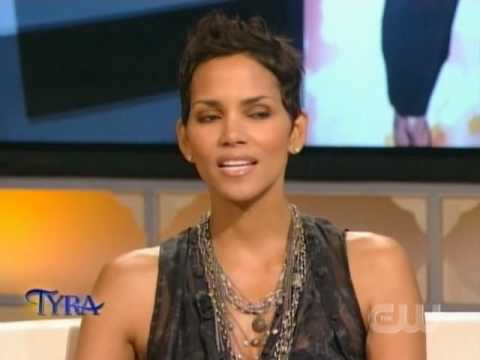 Halle Berry Interview HD (On Tyra Banks Show 11/11/09) Part 3