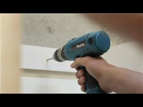 Cabinets Around The House How To Attach A Kitchen Cabinet To Concrete Walls Youtube