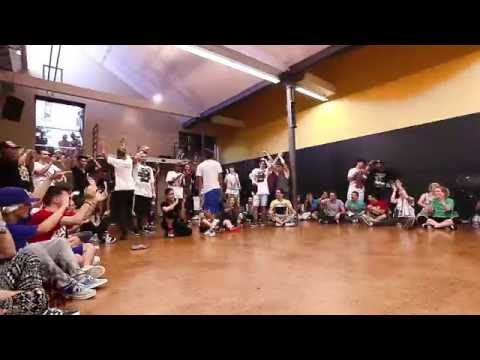 Lyle Beniga Ft. Quick Crew & Cookies :: Urban Dance Camp :: (choreography) bait By Wale video