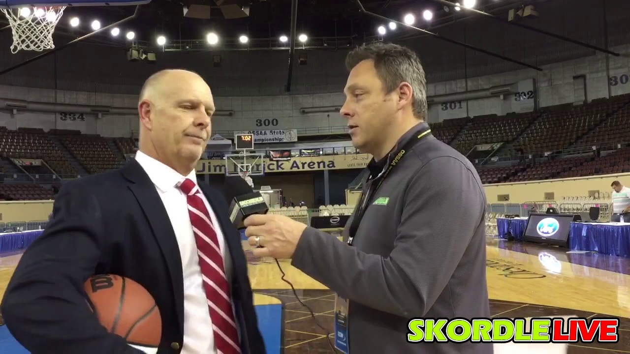 Interview with Fort Gibson Head Coach Chuck London